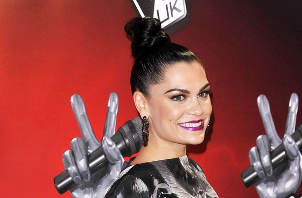 Jessie J launching The Voice