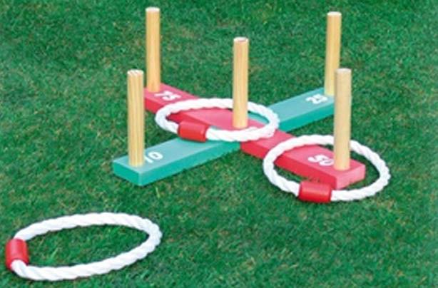 50 outdoor toys for summer: Greena garden quoits game