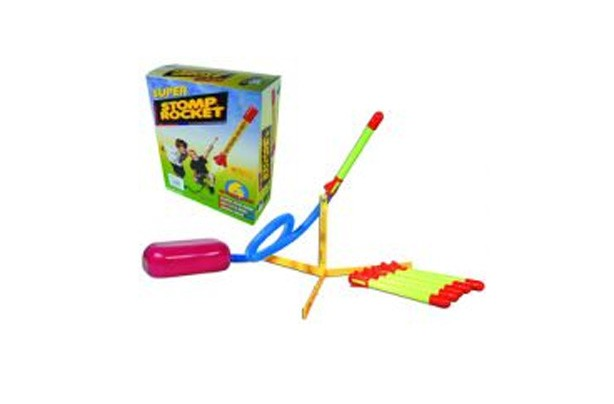 50 cheap outdoor toys for summer super stomp rocket kit for How to make a cheap rocket