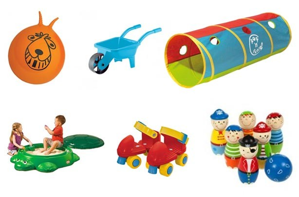 50 outdoor toys for summer