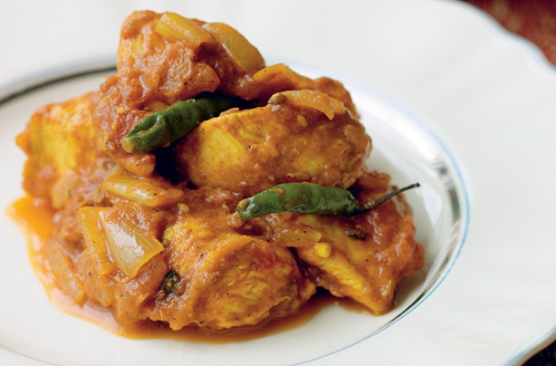 Hairy Bikers' chicken curry