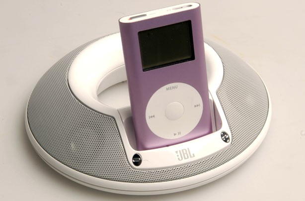 Household gadgets: iPod speakers