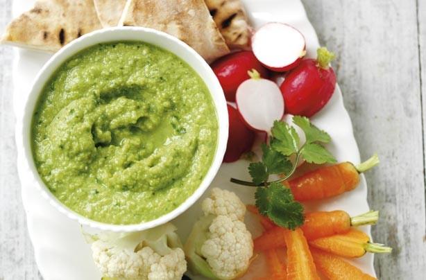 thai green dip