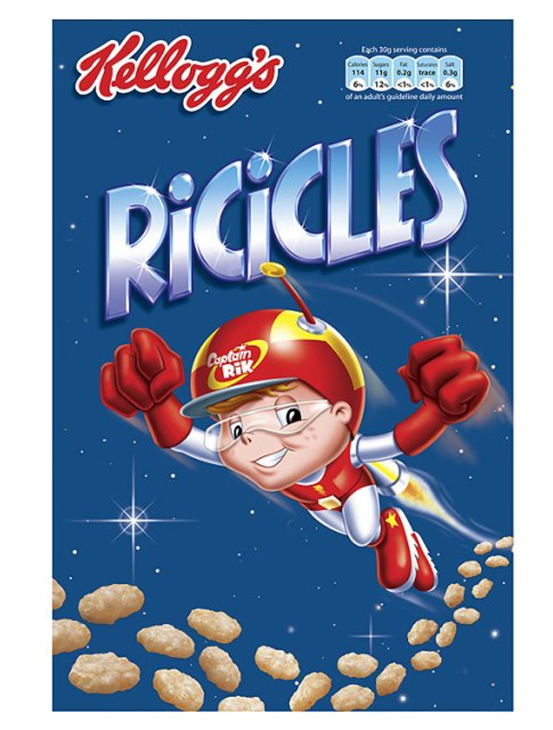 Kellogg's-Ricicles-450g