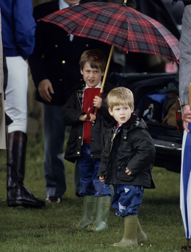 Prince William: 1985