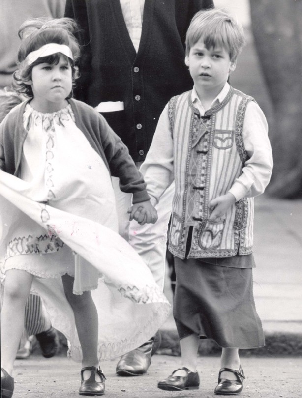 Prince William: 1986