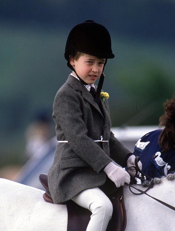 Prince William: 1989