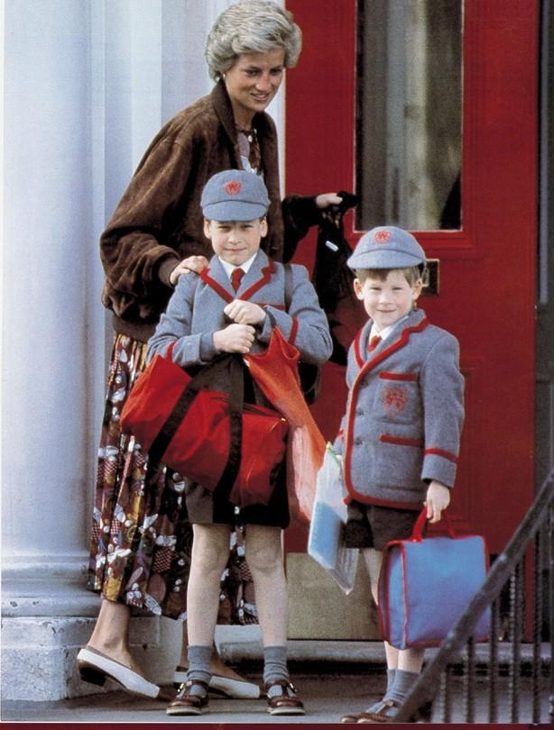 Prince William: 1990