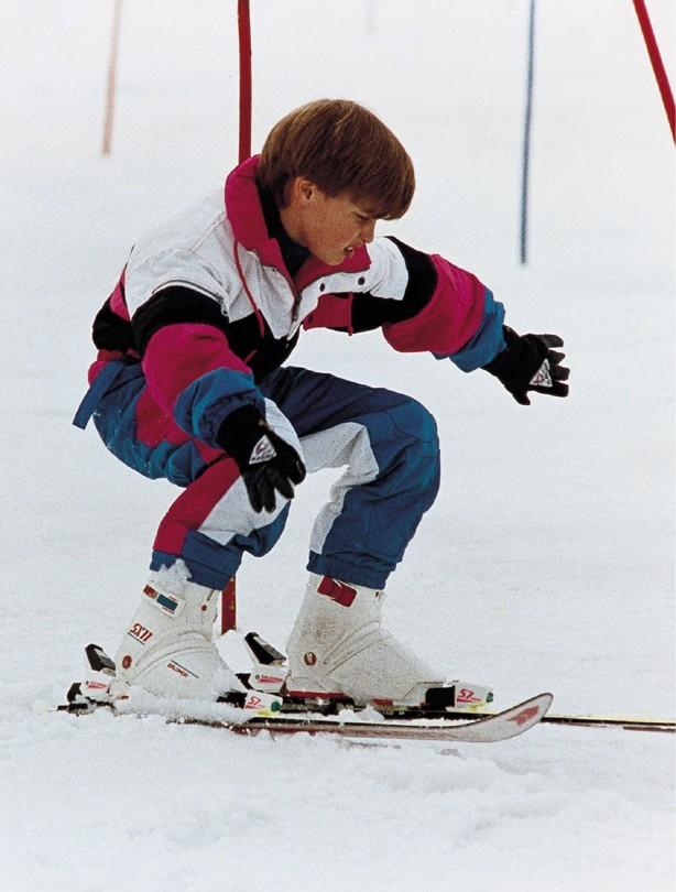 Prince William: 1991
