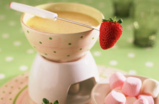 Household gadgets: Fondue set