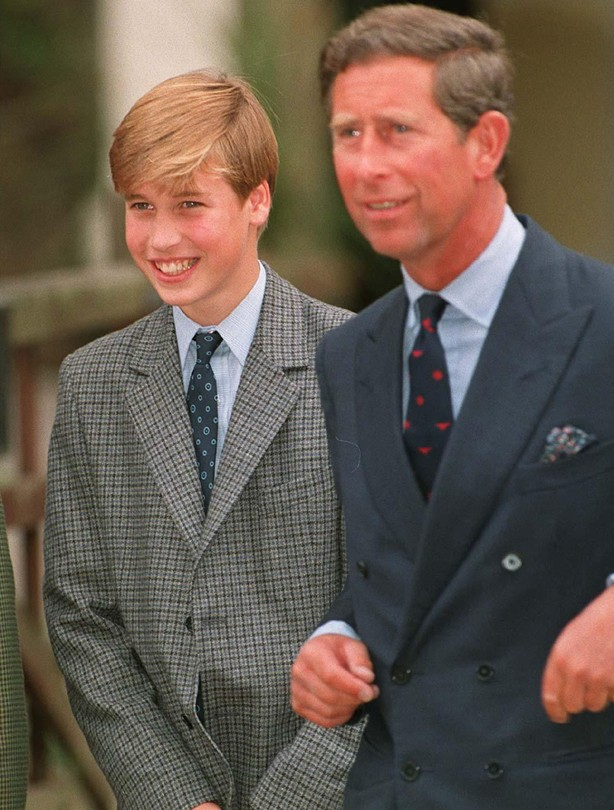 Prince William: 1995