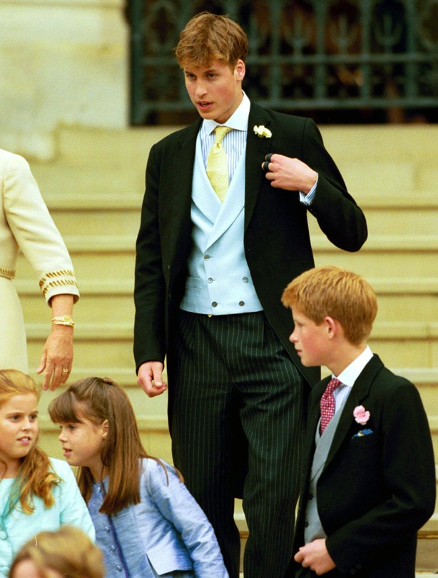 Prince William: 1999