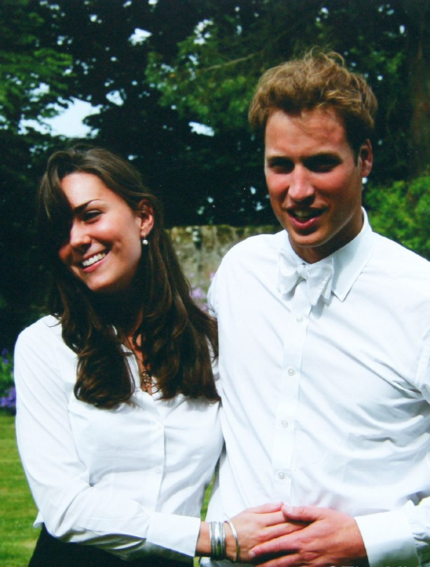 Prince William: 2005