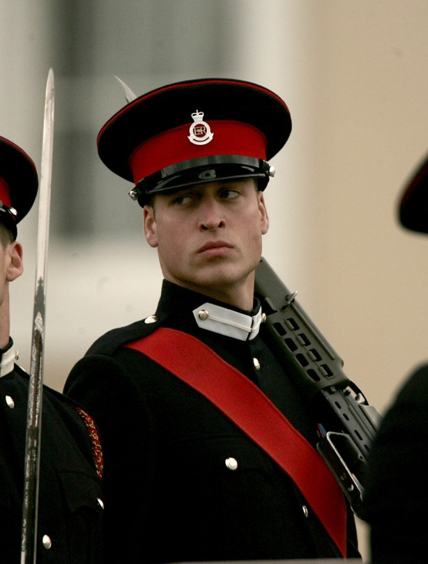 Prince William: 2006