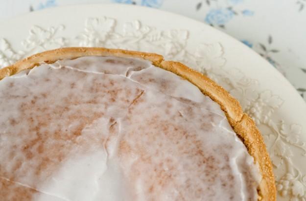 Brian Turner's bakewell tart