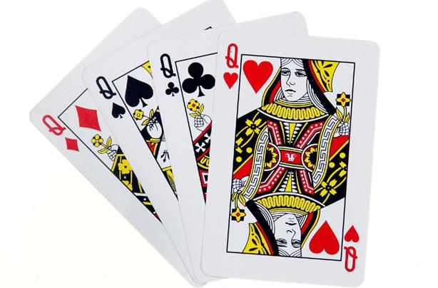 game card: