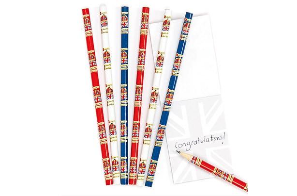 Jubilee pencils