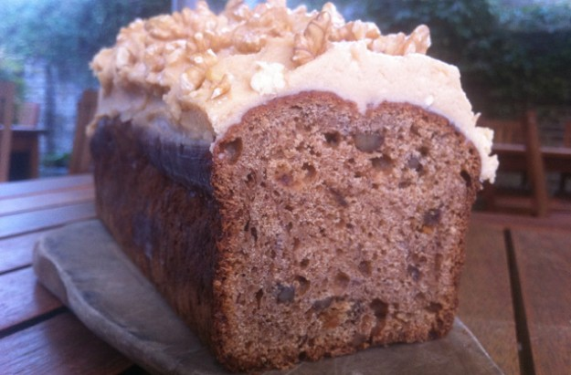 Paul Merrett?s baked banana loaf