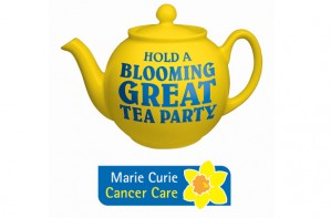 Marie Curie Cancer Care's Blooming Great Tea Party