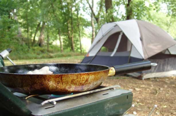 Cheap holidays family camping campsites