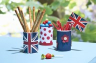 Jubilee craft snack containters