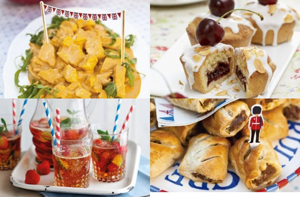 33 street party food ideas goodtoknow for Easy food ideas for parties