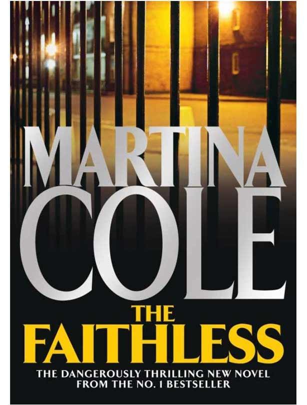 'The faithless' -Martina Cole
