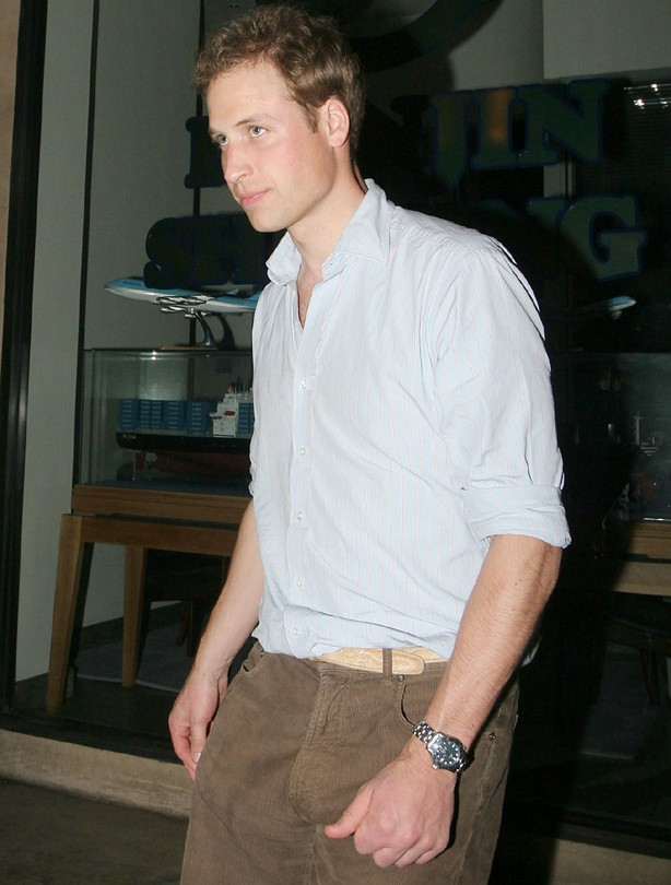 Prince William splits from Kate Middleton