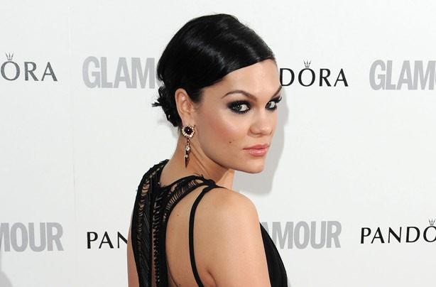 Jessie J glamour awards may 2012