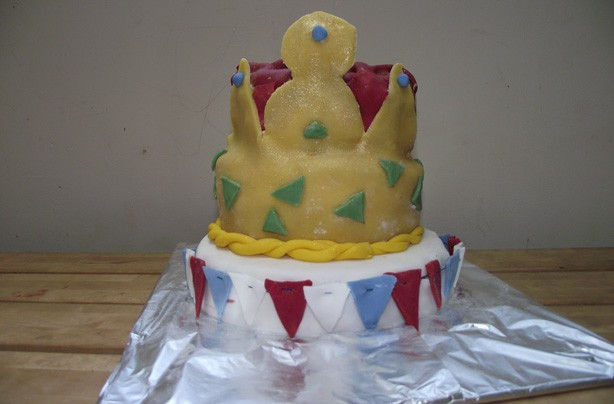 Your Jubilee cakes and bakes