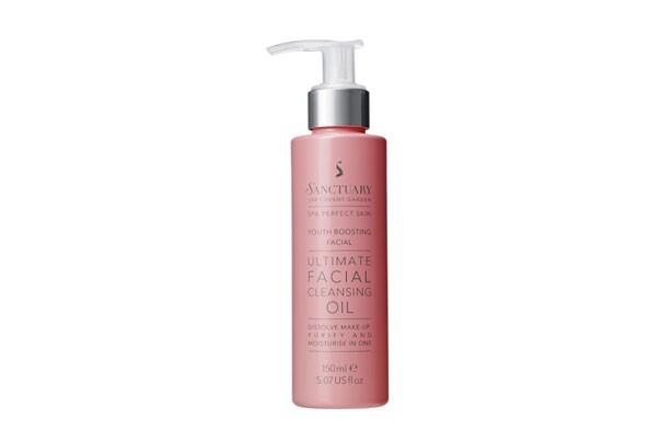 Cleansing sensitive skin