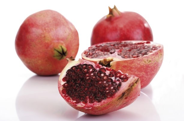 Pomegranate boosts sun protection