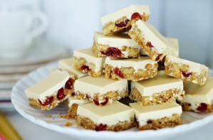 white chocolate tiffin jo wheatley