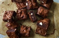 triple chocolate brownies jo wheatley