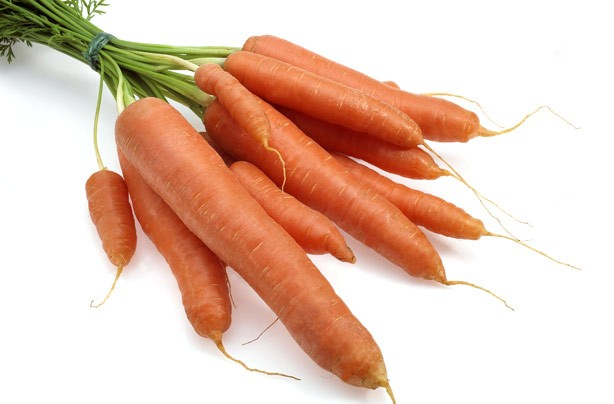 Carrots can make you more beautiful