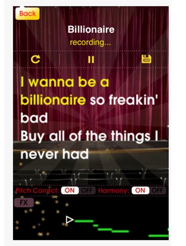 Glee app