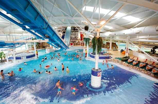 Butlins Splashworld, Bognor Regis waterpark