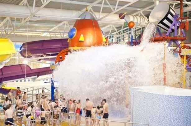 Best value waterparks in the uk the time capsule - House with swimming pool for sale scotland ...