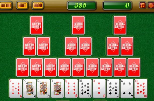 3 peaks card game online