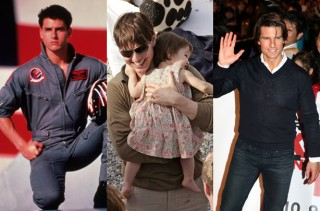 Tom Cruise's life in pictures