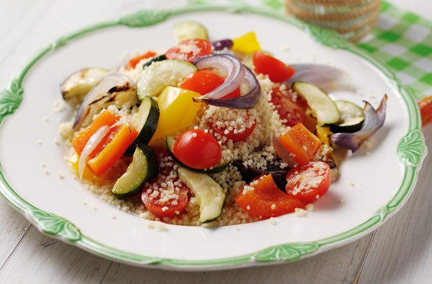 Meals under 300 calories roasted vegetable couscous goodtoknow meals under 300 calories forumfinder