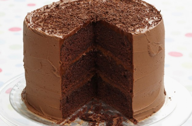 Triple Chocolate Cake Recipe Uk