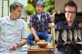 This month's top food TV