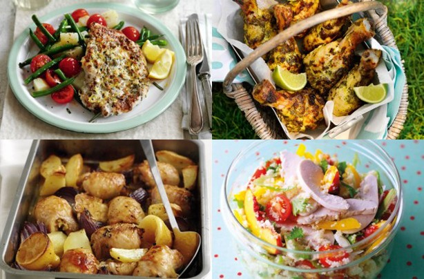 Top 20 chicken recipes for July