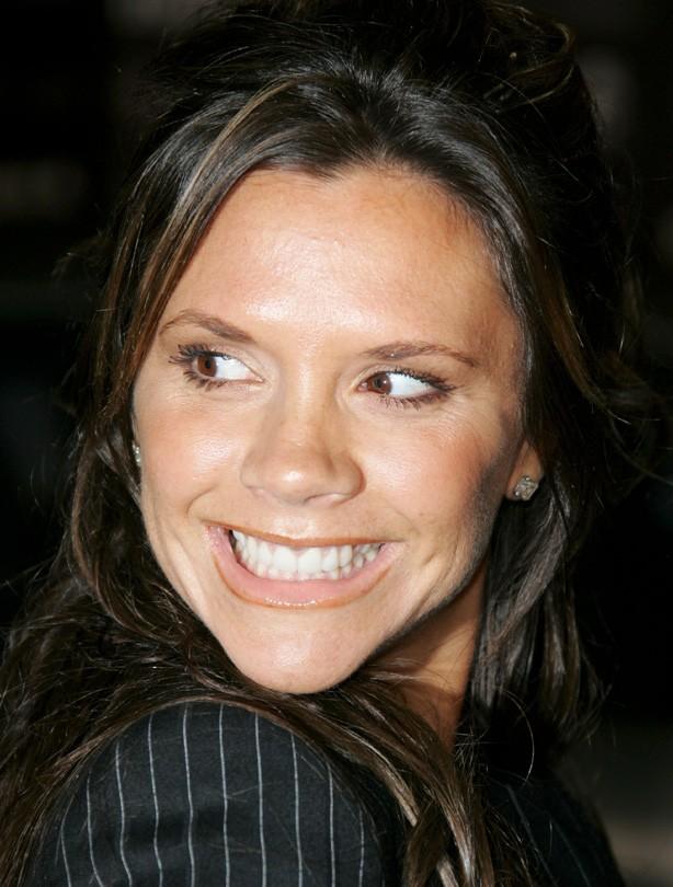 Victoria, Victoria bec... Victoria Beckham Smile