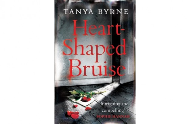 Heart-shapped Bruise by Tanya Byrne