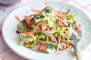 Mexican summer slaw