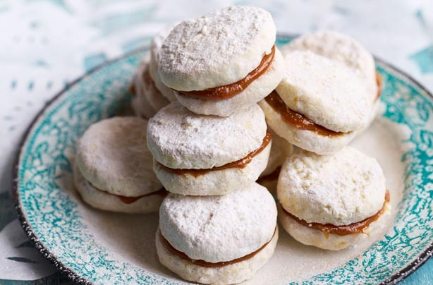 Dessert - Mexican wedding cookies