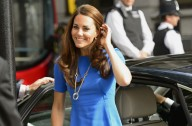 kate middleton olympic exhibition