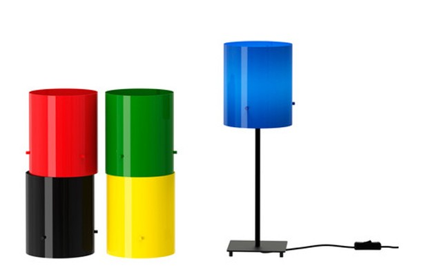 Lamp: Brighten up your home for under a fiver